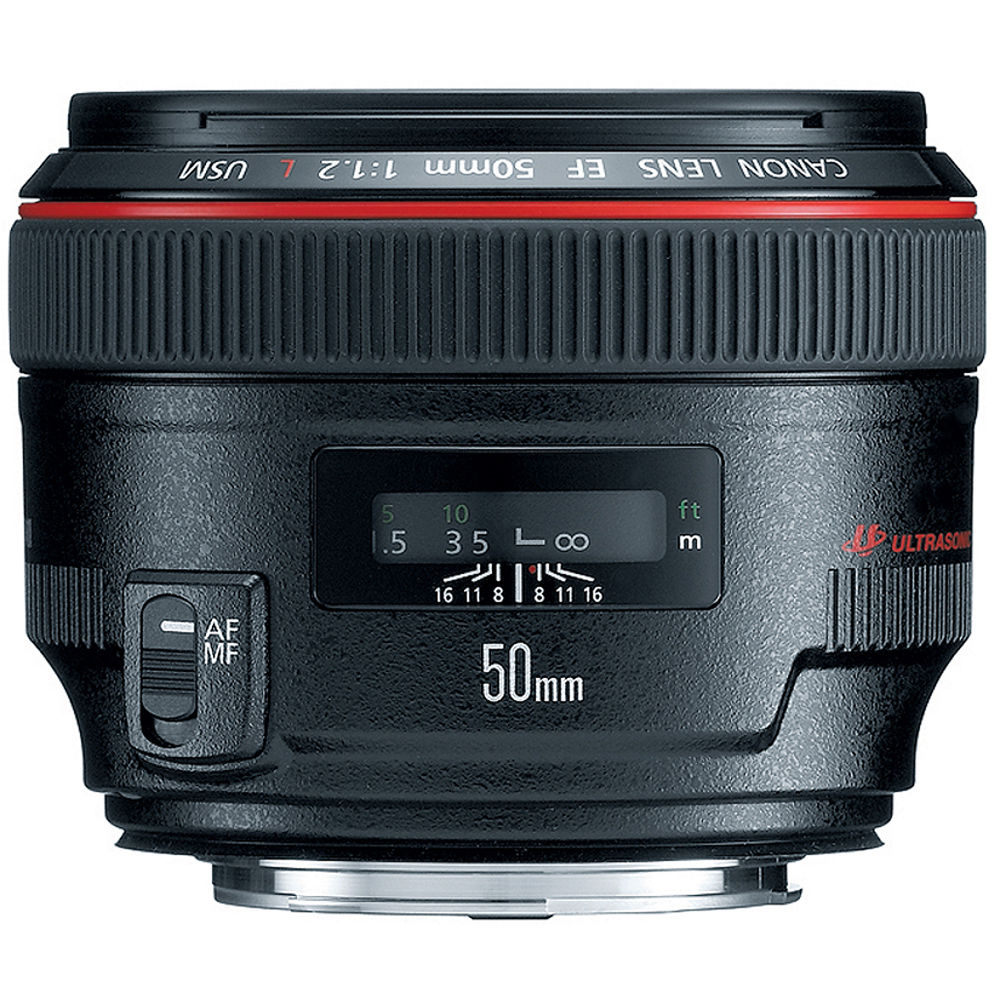 Battle of the Canon 50mm prime lenses