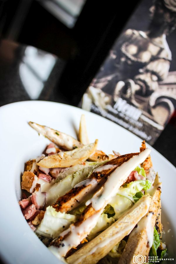 food, restaurant photographer