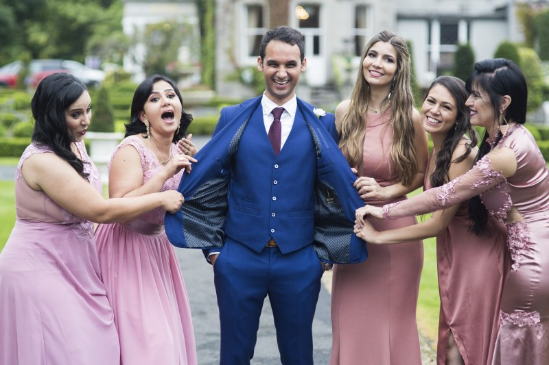 Professiesional Wedding Photographer For Hire In Dublin Ireland, Irish Weddings , - E17