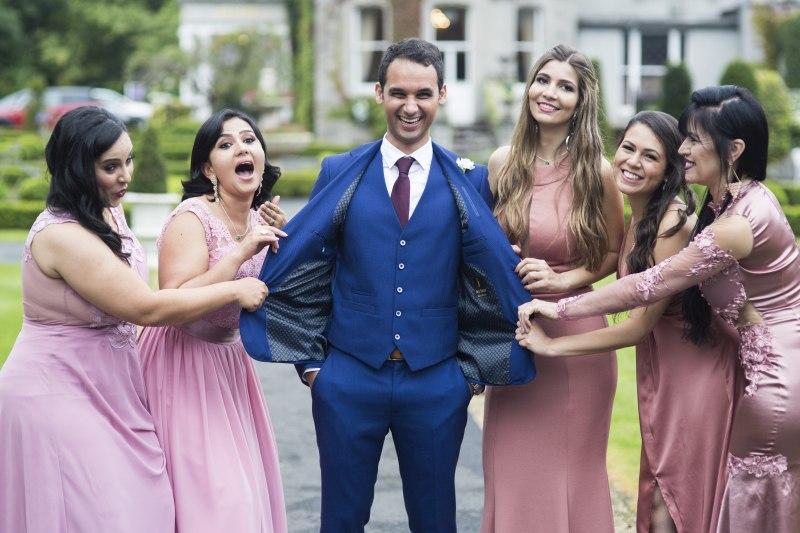Professiesional Wedding Photographer For Hire In Dublin Ireland, Irish Weddings , - E17